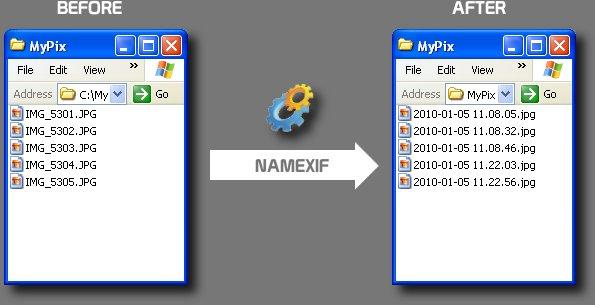 namexif